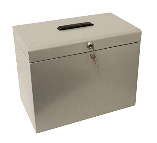 Cathedral Metal Box - Caja archivadora fichas A4