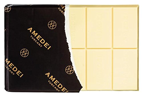 AMEDEI-COBERTURA CHOCOLATE BLANCO