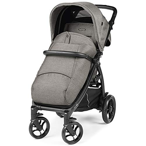 Peg Perego Ip17310001Ba53 Booklet 50 - Silla de paseo City Grey