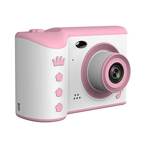 Geschikt voor kinderfotografie Kinderen Camera 2.8 & quot; IPS Oogbescherming Scherm HD Touchscreen Digitale dubbele lens 18MP camera voor kinderen (bundel: voeg 32G geheugenkaart toe, kleur: groen)
