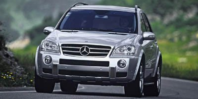2007 Mercedes Benz ML63 AMG 6.3L AMG, 4MATIC 4 Door