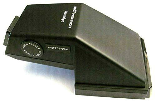 Mamiya RB Prism Finder Model 2 for RB67 Professional Film Camera