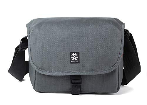 Crumpler JP4000-007 Jackpack - Bolso Bandolera para cámara de Hombro, Color Gris