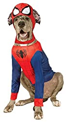 spiderman pooch outfit