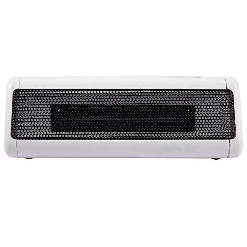 Xigeapg 300W Tragbare Wei?e Elektrische Heizung Desktop Heater Haus BüRo mit Europ?Ischen Standard Stecker