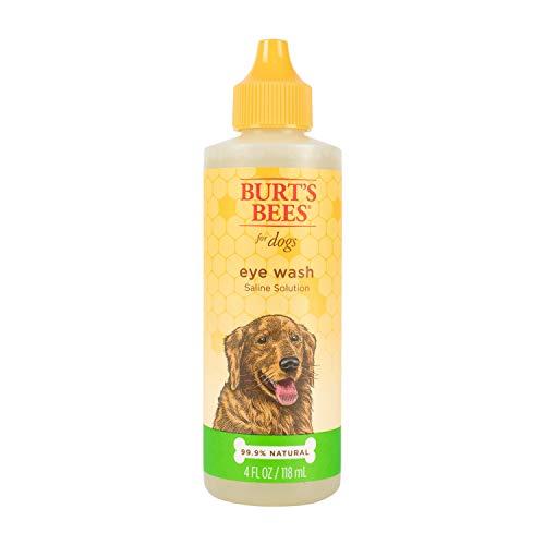 Burts bin ögontvätt med saltlösning för hundar, 47 ml
