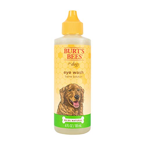 Burt's Bees for Pets Dogs Natural Eye Wash with...