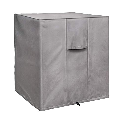 Homydom Air Conditioner Covers for Outside Units Fits up to 32'x32'x36' Full Winter AC Unit Covers...
