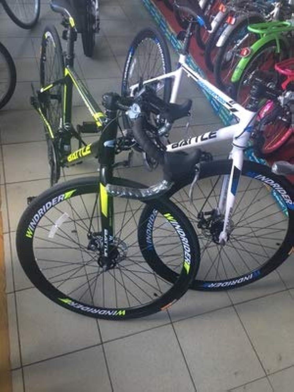 Bond Fujitec Road Windrider Run disc Brakes Front and Rear Road Racing Bike 200