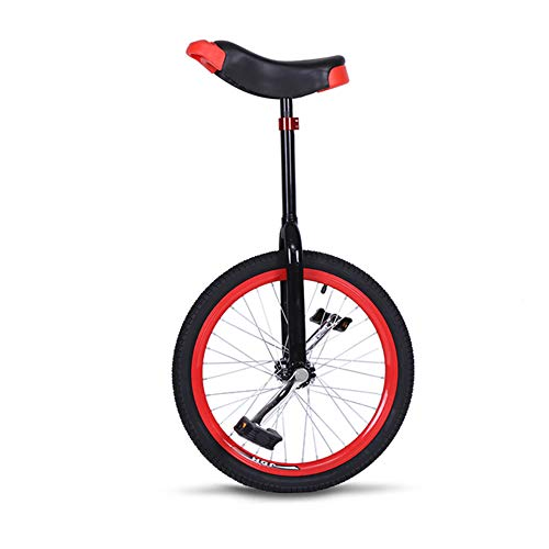 Review Qnlly 20 Inch Wheel Unicycle Leakproof Butyl Tire Wheel Cycling Outdoor Sports Fitness Exerc...