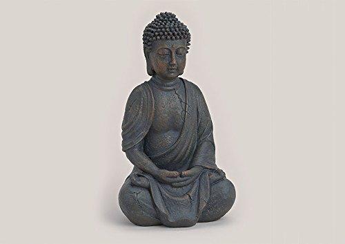 Deko Buddha sitzend 25 cm