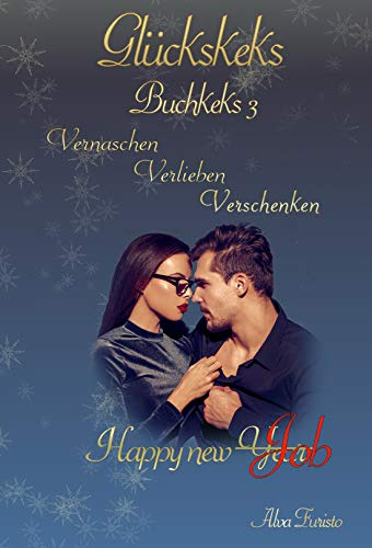 Happy new job: Glückskeks (Buchkekse 3)