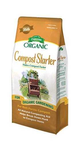Espoma Compost Starter, Natural & Organic Composting Aid, 4 lb, Pack of 1