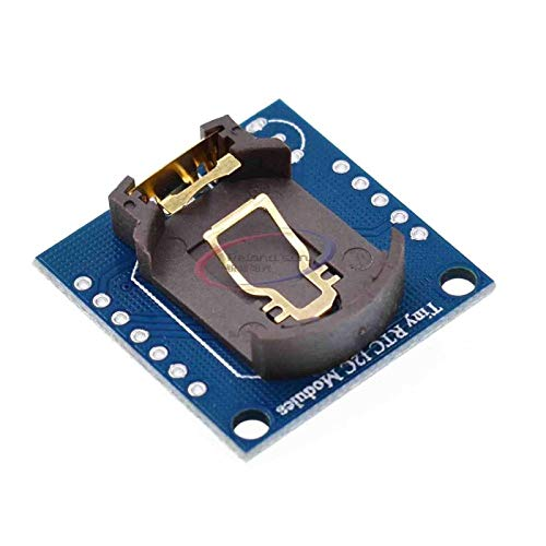 Reland Sun 3Pcs Tiny RTC I2C DS1307 AT24C32 Real Time Clock Module