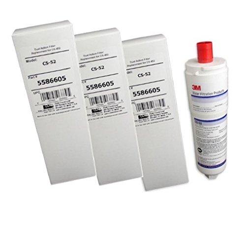 3 X Filtre origine BOSCH SIEMENS CS52