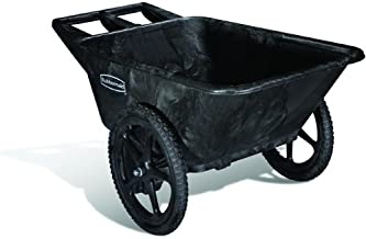 rubbermaid yard cart
