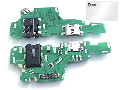 DICAS MOBILE Placa de Carga Flex Dock para Huawei P8 P9 P10 P20 Lite Mate Microfono Conector Antena Cobertura (Huawei Mate 10 Lite)