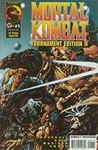 MORTAL KOMBAT TOURNAMENT EDITION II #1 special 48 page comic (MORTAL KOMBAT TOURNAMENT EDITION II (1995 MALIBU))