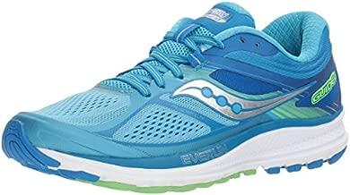 Saucony Women's Guide 10 Running Shoe, Light Blue   Blue, 7.5 W US