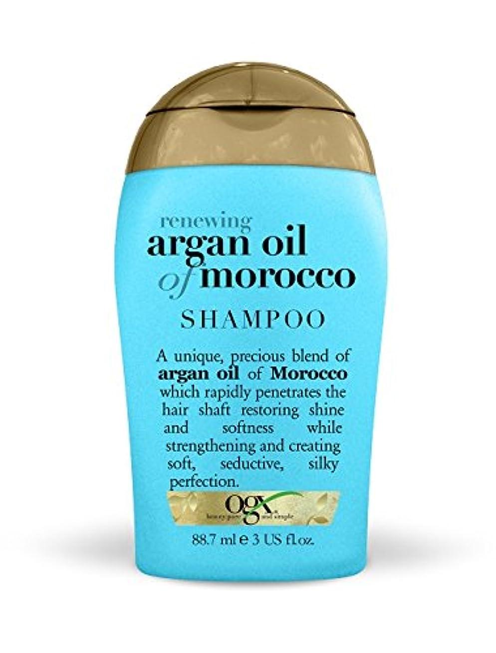 床を掃除する関係ランクMoroccan Argan Oil Shampoo 88.7 ml by The Moroccan Argan Oil Co.