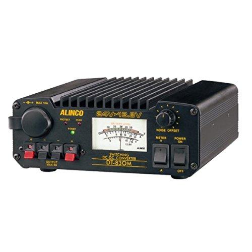 アルインコ DC/DCコンバータ スイッチング式 32A DT-830M - アルインコ(Alinco)