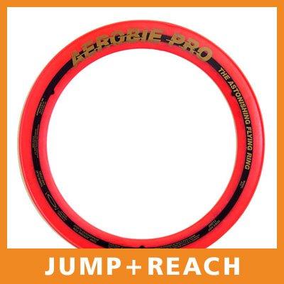 Unbekannt Aerobie Wurfring Pro 33cm - orange