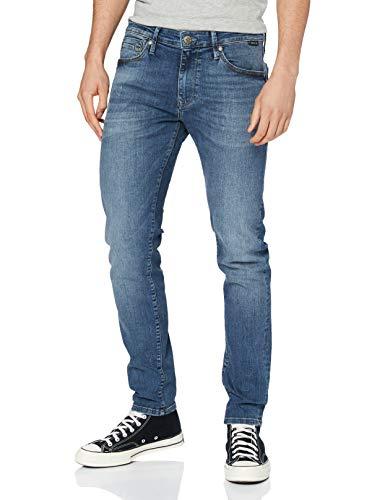 Mavi Herren James Jeans, Mid Brushed Ultra Move 23429, W32/L32