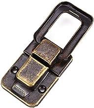 1Pc 25x38mm Antique Box beugels Slot van het Metaal Catch Vangsten for Jewelry Chest Box Koffer gespsluiting Vintage Hardware