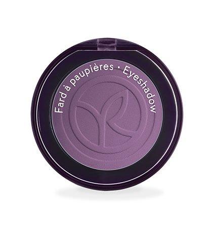 Yves Rocher COULEURS NATURE Lidschatten COULEUR VÉGÉTALE Violet Iris mat, einzelner Eyeshadow in Lila, 1 x Dose 2 g