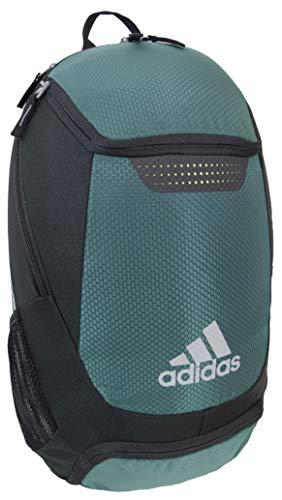 adidas Unisex Stadium Team Backpack, Forest, ONE SIZE