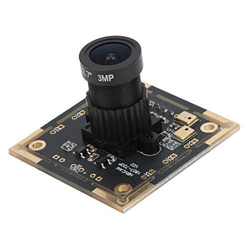 Módulo De Cámara USB Módulo De Cámara 720P OV9732 1 / 4in Chip Interfaz USB De ángulo De Campo De 72 ° para WinXP / Win7 / Win8