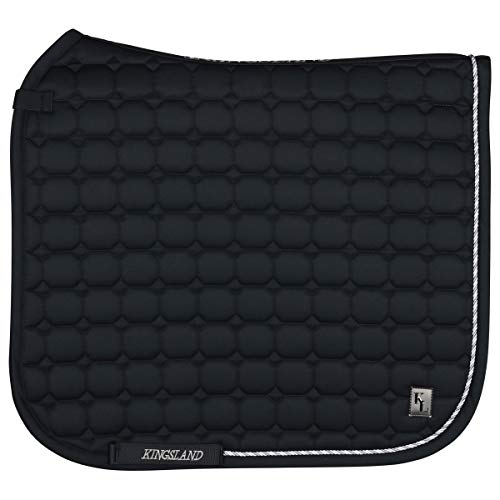 Kingsland Equestrian Classic Dressage Saddle Pad Full Size Navy