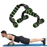 'N/A' YIMAKJ Maniglie per Flessioni, Fitness Workout Set Allenamento in Palestra a casa,Adatto per Principianti