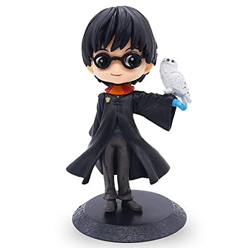 Harry Potter Cake Topper - Tomicy Harry Potter Mini Figuras Suministros Cake Figuras Decoración...