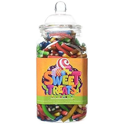 mr tubbys mini assorted pencils (suitable for vegans) - sweets n treats orange label - medium jar 750g(pack of 1) Mr Tubbys Mini Assorted Pencils (Suitable for Vegans) – Sweets n Treats Orange Label – Medium Jar 750g(Pack of 1) 415lKbTrn L