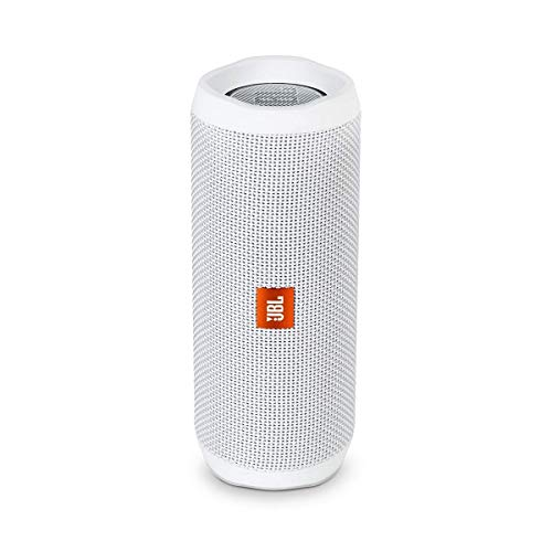 JBL FLIP 4 - Waterproof Portable Bluetooth Speaker - White