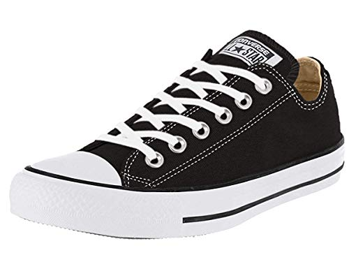 Converse Chuck Taylor All Star Core Ox, Black, Size 8.5