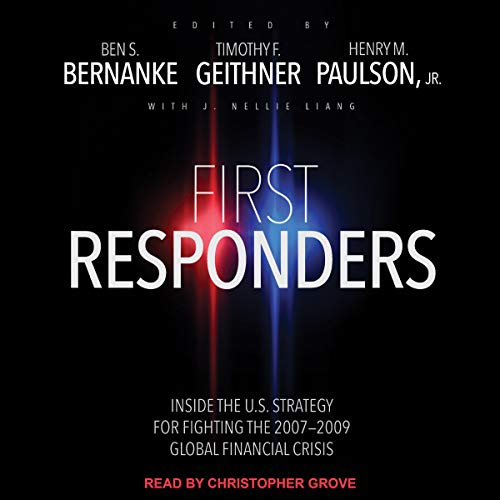 First Responders cover art