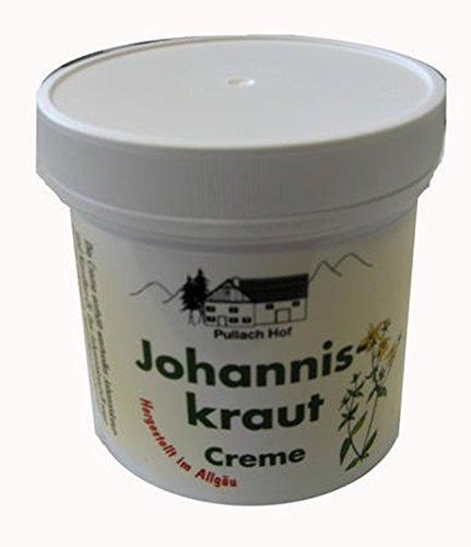 Johanniskraut Creme - 250ml - Schützt die Haut vor Feuchtigkeitsverlust