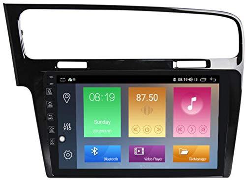 WYFWYT Android 9.0 Autoradio Bluetooth Coche GPS Navegacion...