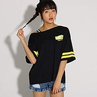 ピンク ラテ(PINK latte) ★ニコラ掲載★【NiCORON 】ワンショル Tシャツ