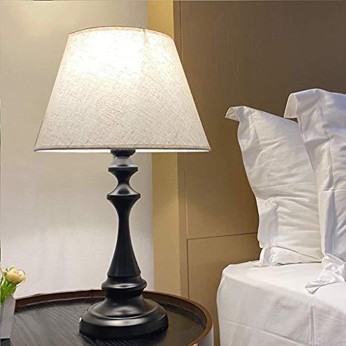 Dormitorio Lámpara de cama de noche Estudio para niños Protección de ojos Lámpara de mesa Lámpara de noche Sala de estar Decoración de mesa Lámpara de mesa Estudio Dormitorio Escritorio Lámpara de lin
