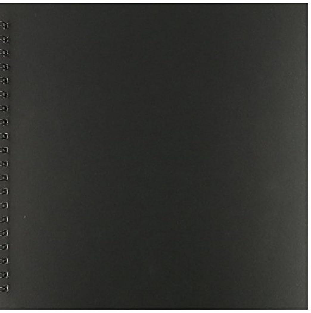 3dRose Colors - Black Tone - Memory Book 12 x 12 inch (db_3155_2)