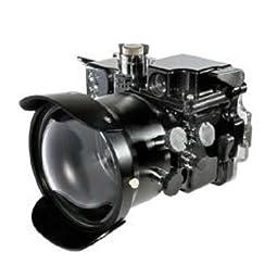 .Olympus E-P3 Zoom Professional Underwater Camera Housing (294 feet / 90 m depth rating) .