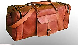 Doctors Travel bag - Buffalo Leather Bag