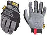 Mechanix Wear: Specialty 0.5mm High-Dexterity Work Gloves (Small, Black/Grey)