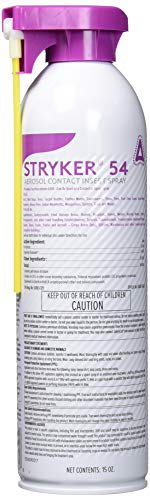 Control Solutions, 82770003 Stryker 54 Aerosol Contact Insect Spray