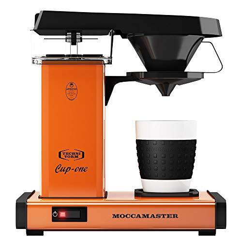 Moccamaster Cup One Kaffeemaschine Orange
