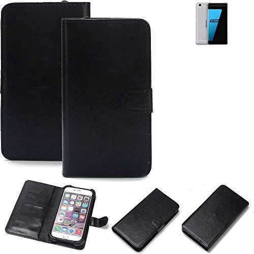 K-S-Trade® Handy Schutz Hülle Für Ulefone Future Schutzhülle Bumper Schwarz 1x