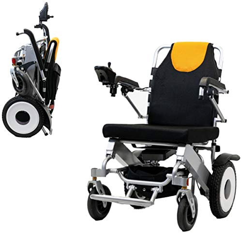 ポルタス・エンデュラ 電動車椅子 ブラシレスモーター リチウムイオン電池 走行50km 車椅子 車いす 車イス 電動車いす 折りたたみ車椅子 折り畳み 軽量 軽い コンパクト 小型 カート 充電 バッテリー 介護 介助用 自走式 歩行補助 ブラック・オレン